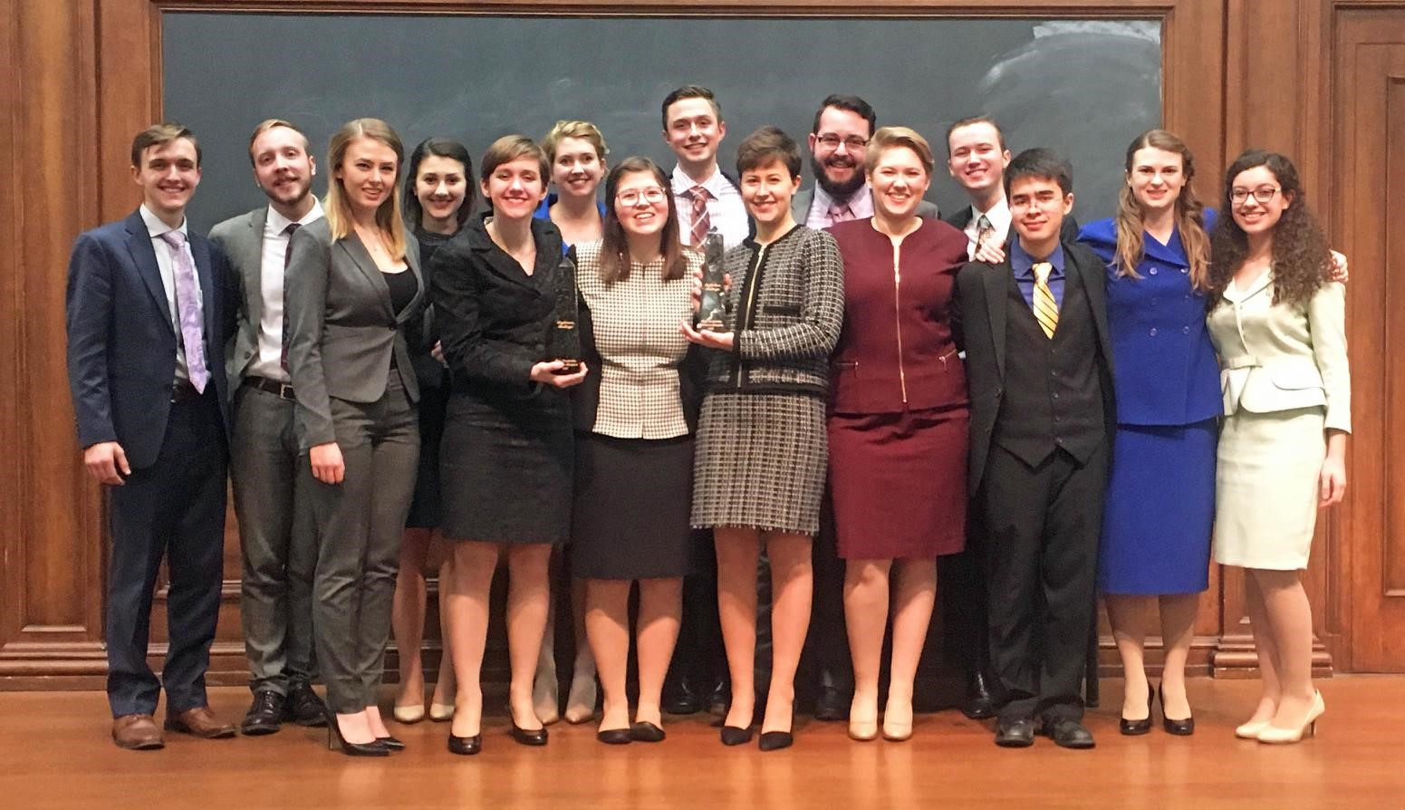 Speech and Debate team wins sixth consecutive Big Ten title