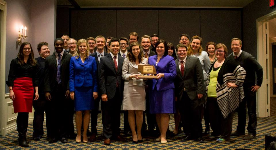 UNL Speech and Debate Team comes up with big wins in 143rd Season